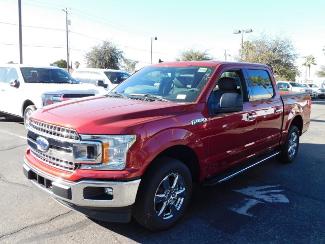 2020 F-150 SuperCrew Cab 4x2, Pickup #J200264 - photo 5