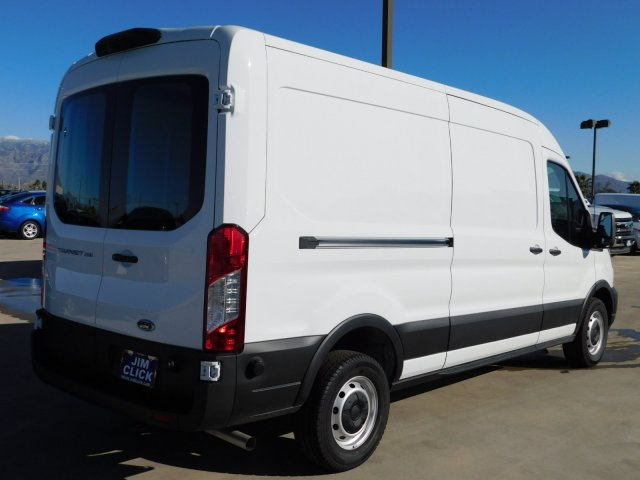 2020 Transit 250 Med Roof RWD, Empty Cargo Van #J200280 - photo 3