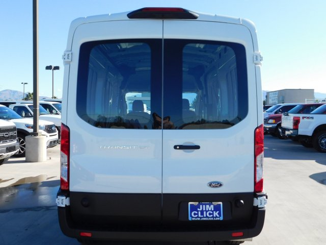 2020 Transit 250 Med Roof RWD, Empty Cargo Van #J200280 - photo 4