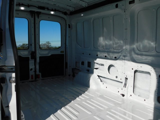 2020 Transit 250 Med Roof RWD, Empty Cargo Van #J200280 - photo 2