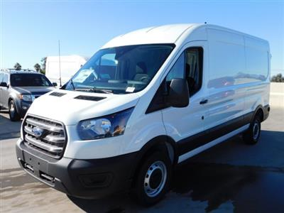 2020 Transit 250 Med Roof RWD, Empty Cargo Van #J200280 - photo 6