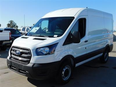2020 Transit 250 Med Roof RWD, Empty Cargo Van #J200281 - photo 6