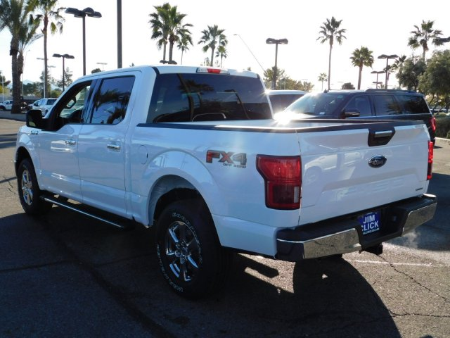 2020 F-150 SuperCrew Cab 4x4, Pickup #J200297 - photo 4