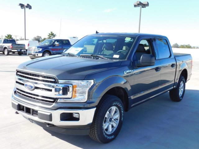 2020 F-150 SuperCrew Cab 4x4, Pickup #J200457 - photo 5
