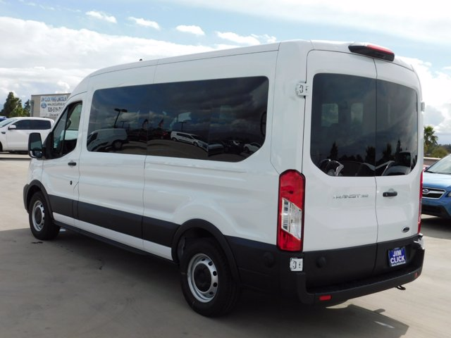 2020 Transit 350 Med Roof RWD, Passenger Wagon #J200473 - photo 4