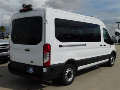 2020 Transit 350 Med Roof RWD, Passenger Wagon #J200473 - photo 2