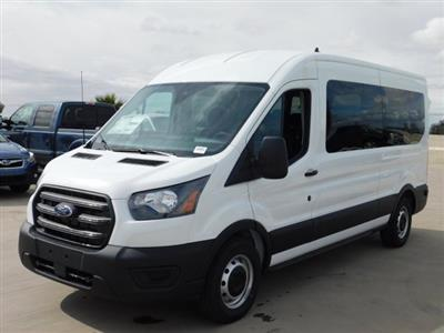 2020 Transit 350 Med Roof RWD, Passenger Wagon #J200473 - photo 5