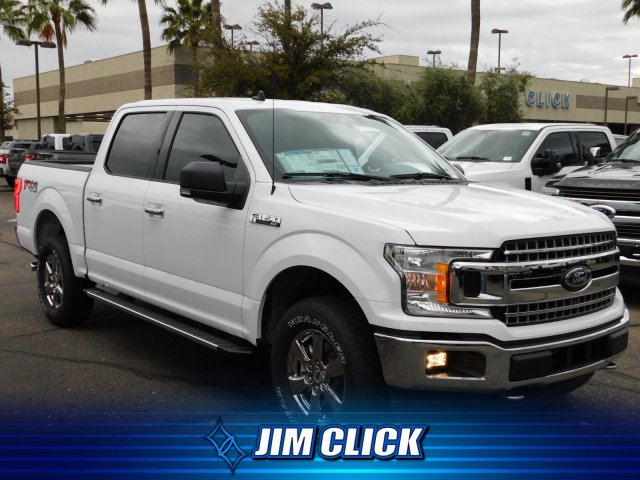 2020 F-150 SuperCrew Cab 4x4, Pickup #J200555 - photo 1