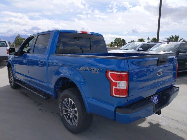 2020 F-150 SuperCrew Cab 4x4, Pickup #J200641 - photo 4
