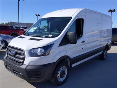 2020 Transit 250 Med Roof RWD, Empty Cargo Van #J200651 - photo 6