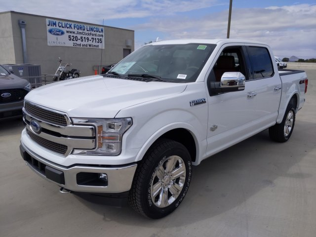 2020 F-150 SuperCrew Cab 4x4, Pickup #J200683 - photo 5
