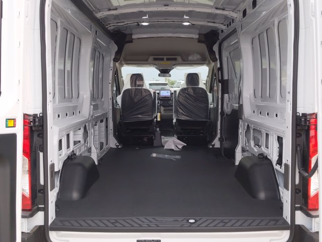 2020 Ford Transit 150 Med Roof AWD, Empty Cargo Van #J201379 - photo 1