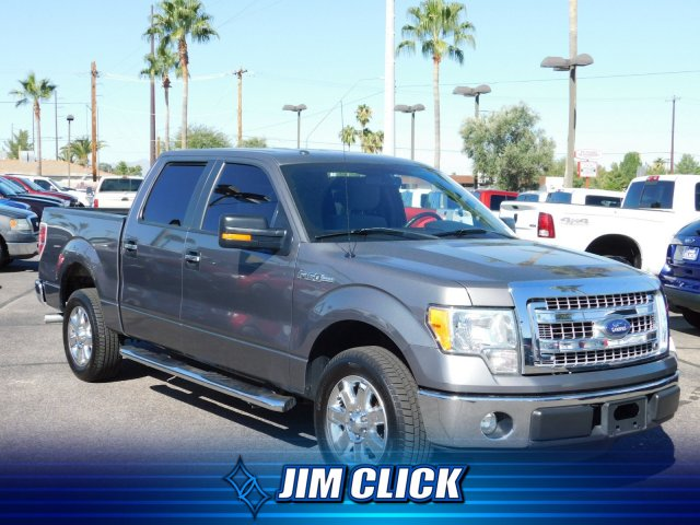 2013 F-150 SuperCrew Cab 4x2,  Pickup #JN90896B - photo 1
