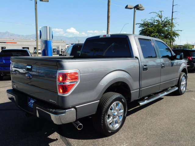 2013 F-150 SuperCrew Cab 4x2,  Pickup #JN90896B - photo 2