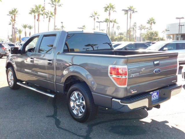2013 F-150 SuperCrew Cab 4x2,  Pickup #JN90896B - photo 4