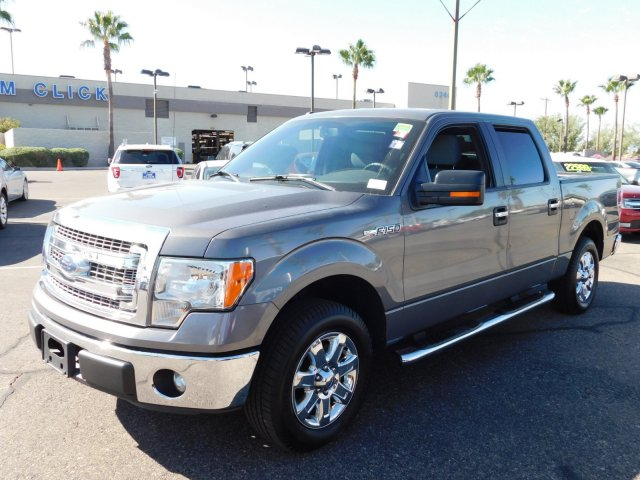 2013 F-150 SuperCrew Cab 4x2,  Pickup #JN90896B - photo 5