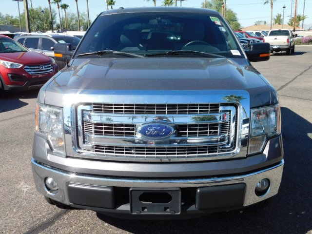2013 F-150 SuperCrew Cab 4x2,  Pickup #JN90896B - photo 6