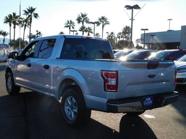 2018 F-150 SuperCrew Cab 4x2, Pickup #J190711A - photo 4