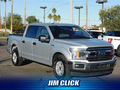 2018 F-150 SuperCrew Cab 4x2, Pickup #J190711A - photo 1