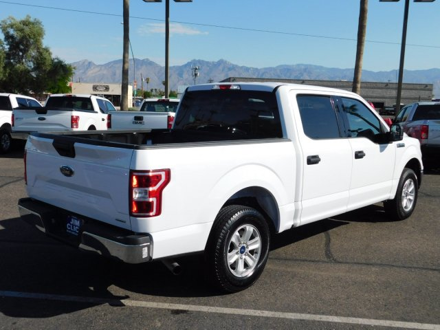2018 F-150 SuperCrew Cab 4x2,  Pickup #JR42388 - photo 2