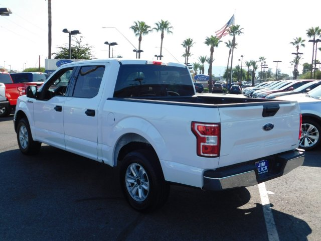 2018 F-150 SuperCrew Cab 4x2,  Pickup #JR42388 - photo 4