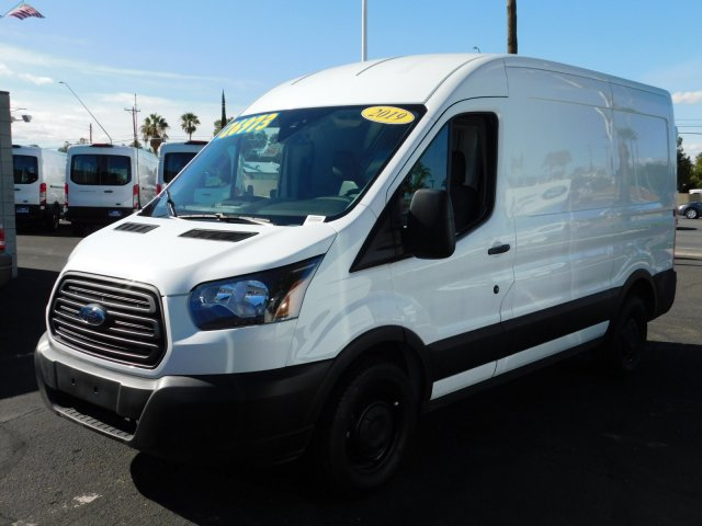 2019 Transit 150 Med Roof 4x2, Empty Cargo Van #JR42443 - photo 6