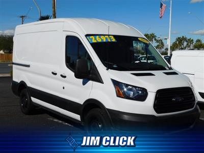 2019 Transit 150 Med Roof 4x2, Empty Cargo Van #JR42443 - photo 1