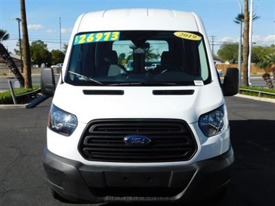 2019 Transit 150 Med Roof 4x2, Empty Cargo Van #JR42443 - photo 7