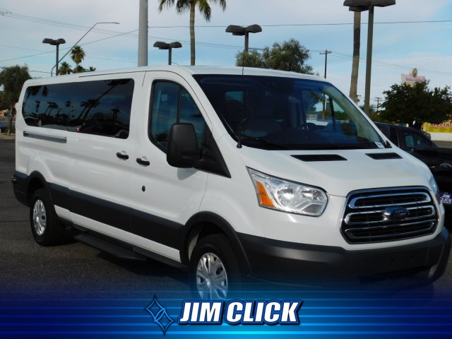 2018 Transit 350 Low Roof 4x2, Passenger Wagon #JR42470 - photo 1