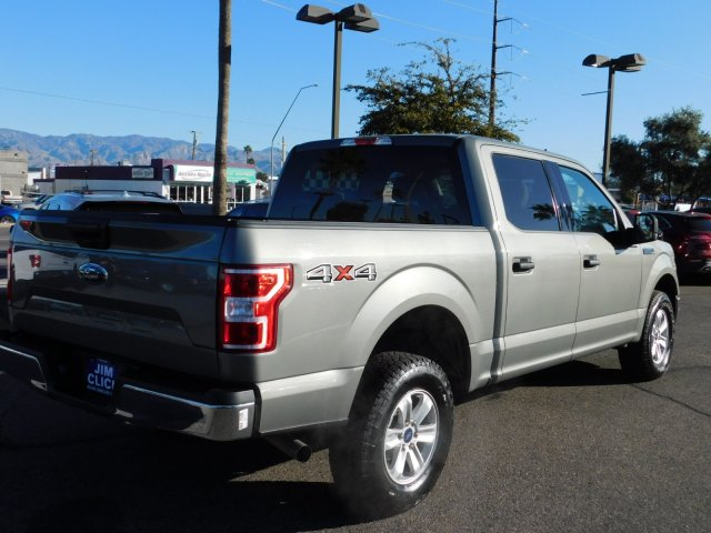 2019 F-150 SuperCrew Cab 4x4, Pickup #JR42483 - photo 2