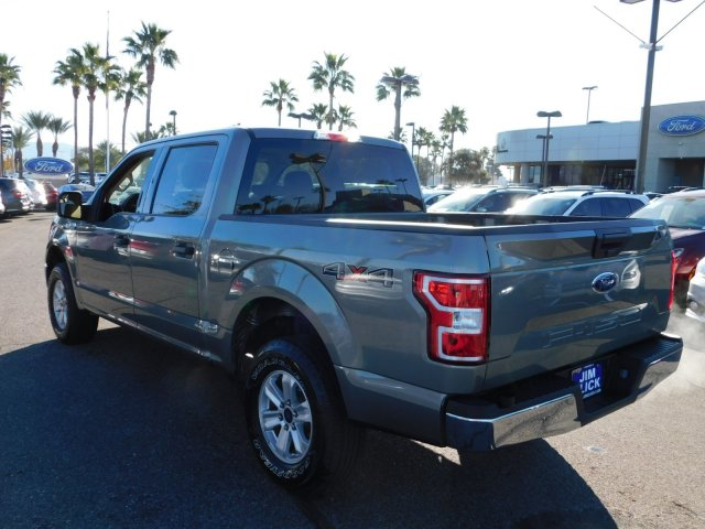 2019 F-150 SuperCrew Cab 4x4, Pickup #JR42483 - photo 4