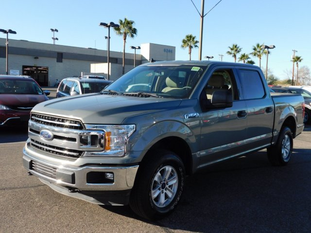 2019 F-150 SuperCrew Cab 4x4, Pickup #JR42483 - photo 5
