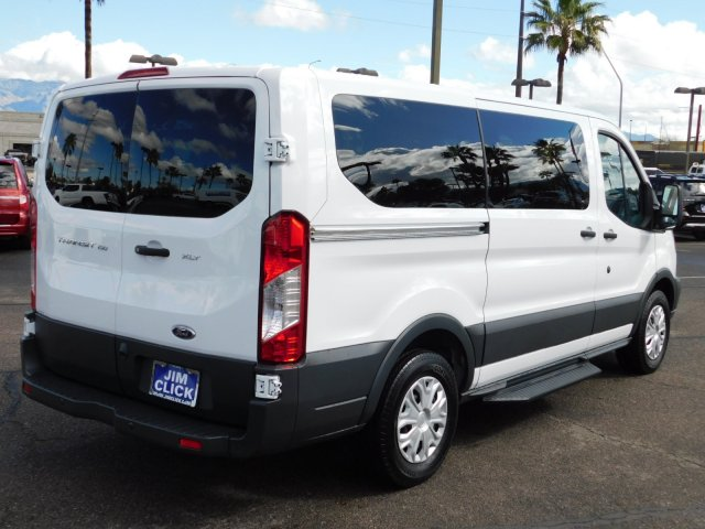 2018 Ford Transit 150 Low Roof 4x2, Passenger Wagon #JR42494 - photo 1