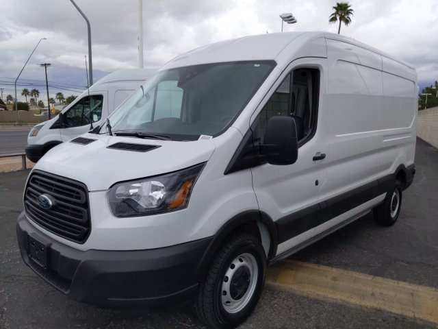 2019 Transit 250 Med Roof 4x2, Empty Cargo Van #JR42498 - photo 6