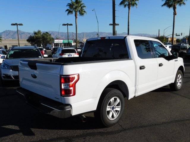 2018 F-150 SuperCrew Cab 4x2,  Pickup #JR71995 - photo 2