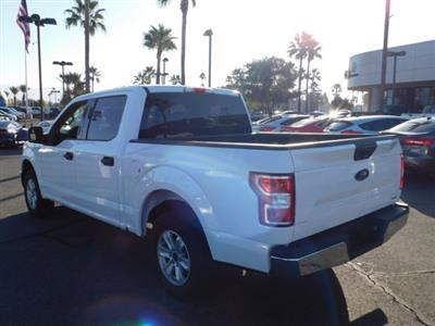 2018 F-150 SuperCrew Cab 4x2,  Pickup #JR71995 - photo 4