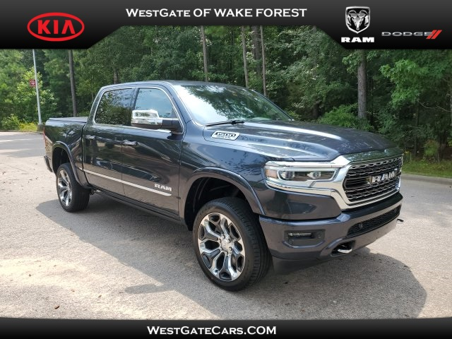 2020 Ram 1500 Crew Cab 4x4, Pickup #ND10293 - photo 1