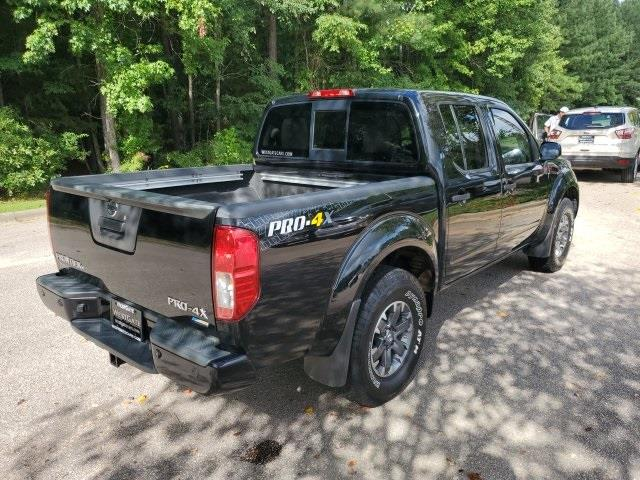 2019 Nissan Frontier Crew Cab 4x4, Pickup #ND10341A - photo 1