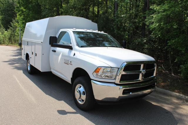 2017 Ram 3500 Regular Cab DRW, Knapheide Service Utility Van #ND6771 - photo 9