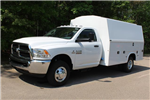 2017 Ram 3500 Regular Cab DRW, Knapheide Service Utility Van #ND6771 - photo 1