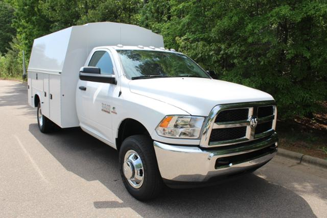 2017 Ram 3500 Regular Cab DRW, Knapheide Service Utility Van #ND6772 - photo 22