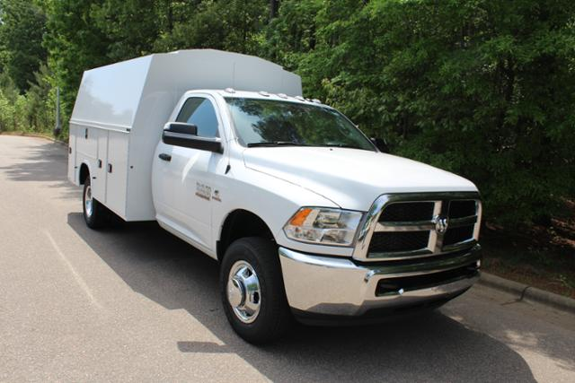 2017 Ram 3500 Regular Cab DRW, Knapheide Service Utility Van #ND6772 - photo 9