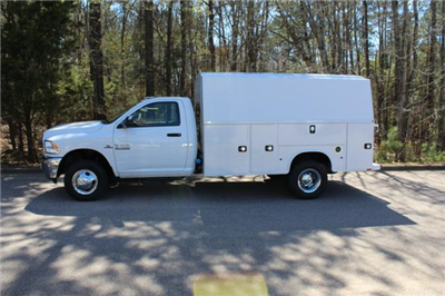 2017 Ram 3500 Regular Cab DRW, Knapheide KUVcc Service Utility Van #ND6772 - photo 3
