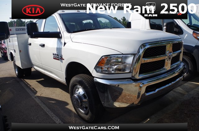 2017 Ram 3500 Crew Cab DRW 4x2,  Knapheide Standard Service Body #ND6920 - photo 3