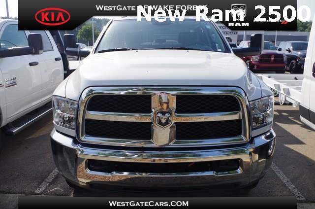 2017 Ram 3500 Crew Cab DRW 4x2,  Knapheide Service Body #ND6920 - photo 4