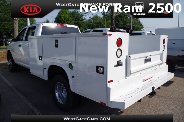 2017 Ram 3500 Crew Cab DRW 4x2,  Knapheide Standard Service Body #ND6920 - photo 2