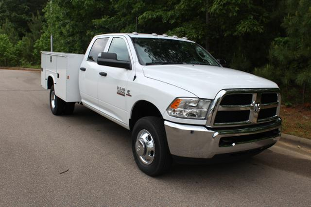 2017 Ram 3500 Crew Cab DRW, Knapheide Service Body #ND6920 - photo 9