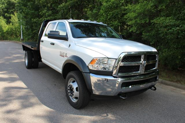 2017 Ram 5500 Crew Cab DRW 4x4, Knapheide Platform Body #ND7032 - photo 25
