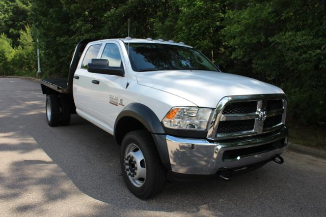 2017 Ram 5500 Crew Cab DRW 4x4, Knapheide Platform Body #ND7032 - photo 9
