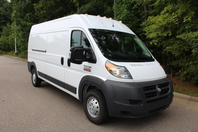 2017 ProMaster 2500 High Roof, Cargo Van #ND7174 - photo 8